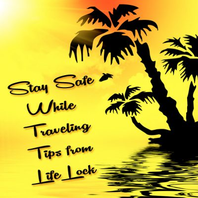 Traveling Tips To Keep Your Identity Safe