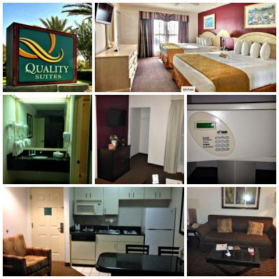 Our Stay at the Quality Suites Lake Buena Vista a Choice Hotel