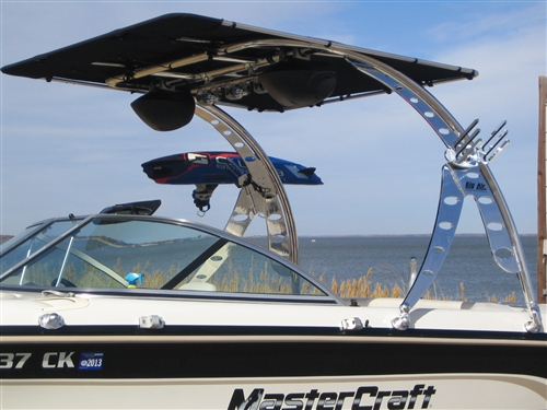 Choosing the right bimini top for your boat