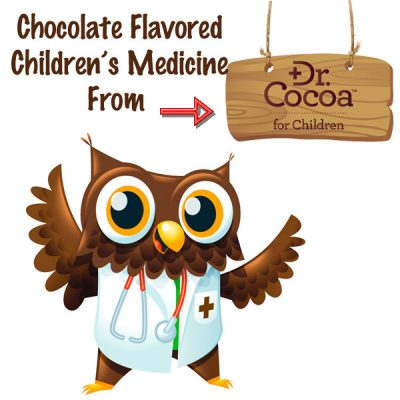 How To Get Children To Take Medicine with Dr. Cocoa
