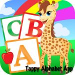 Learning the Alphabet with Tappy Alphabet App Review