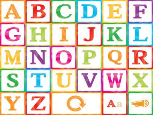 tappy-alphabet