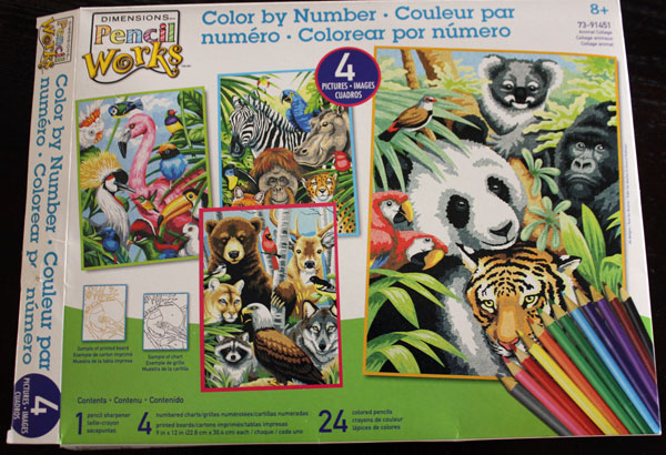 color-by-number-pencil-sets