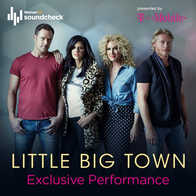 Little Big Town Giveaway