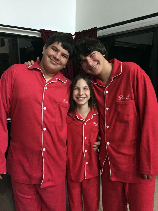 Personalized Pajamas for Children