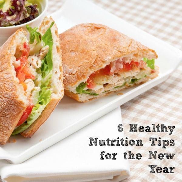 Healthy Nutrition Tips