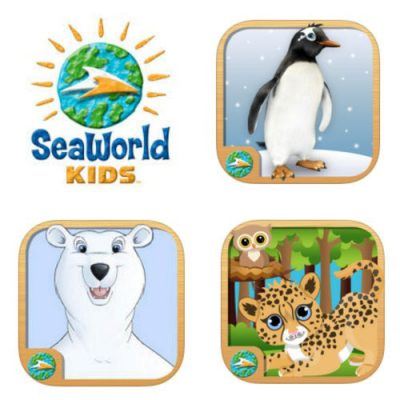 Baby Animals and More SeaWorld's Free Educational iPad Apps