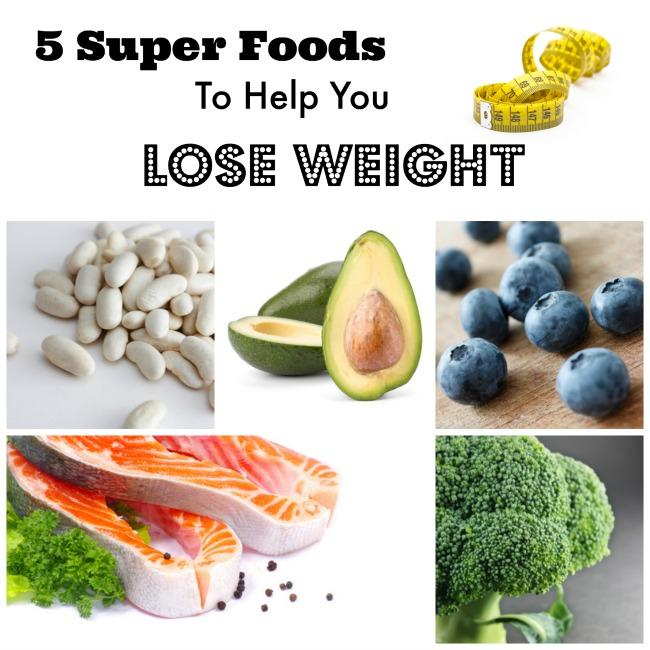 Super Foods Help Lose Weight