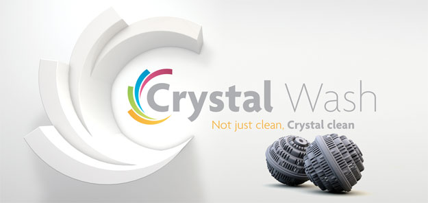 Crystal Wash Laundry