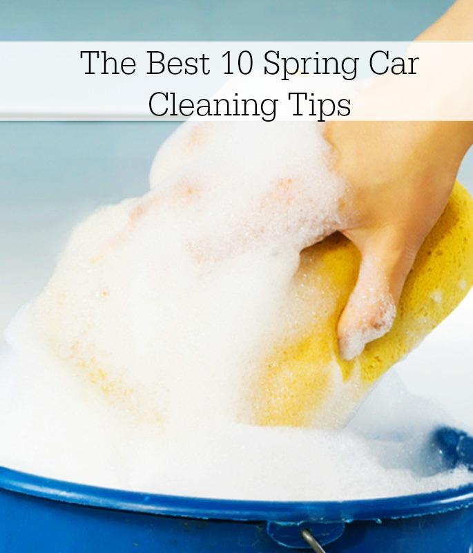 tips-spring-clean-car