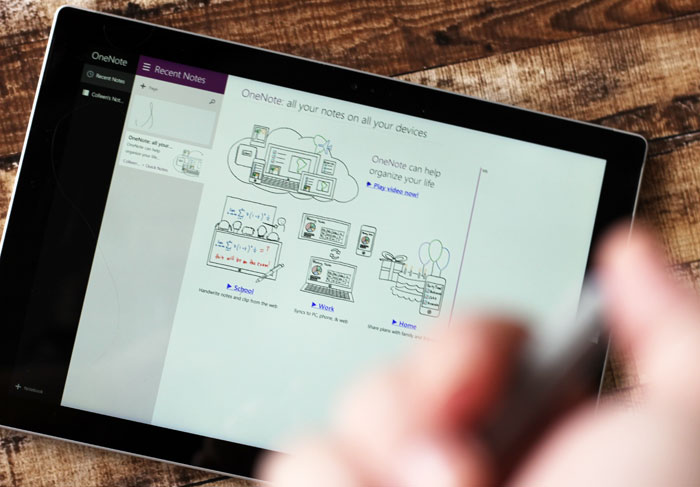 surface-pro-3-One-Note