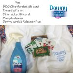 Mother's Day Pampering with Downy