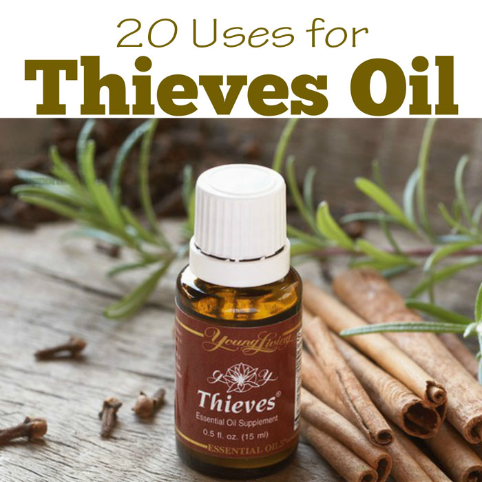 Essential oils 20 uses for thieves oil - How to keep thieves away from your home ...