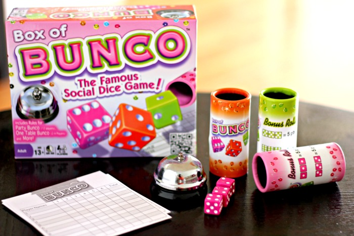 Winning Moves Games Bunco