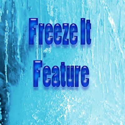 Discover Freeze It and Cash In Your Pocket