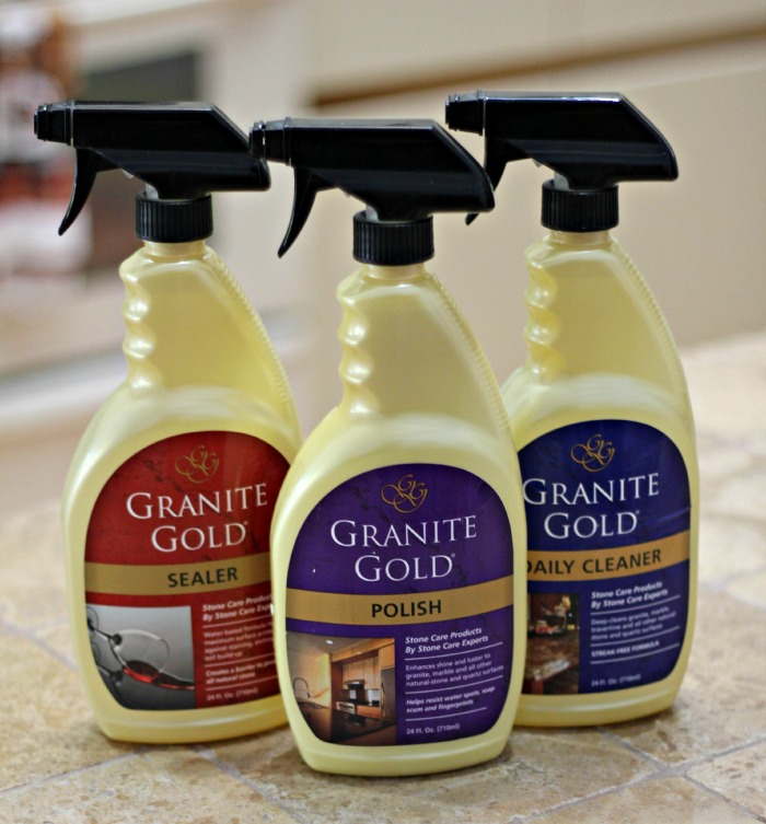 How to Clean Travertine Counter Tops