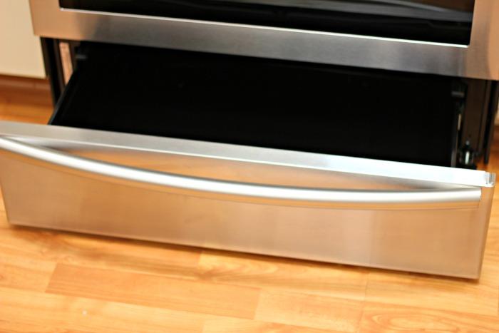Samsung Dual Door Electric Range