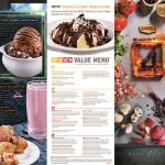 Denny's Fantastic Four Menu & Chance to Go to the Premiere