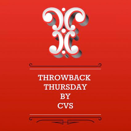 Throwback Thursday CVS