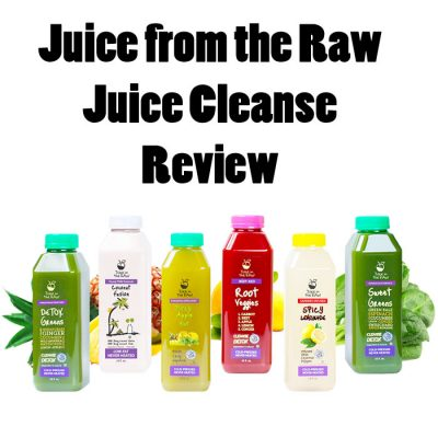 Juice From the Raw Review – Juice Cleanse