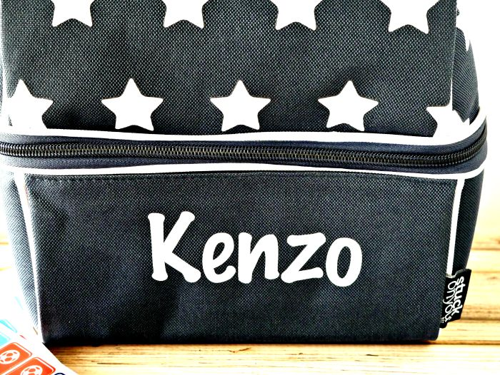 Personalized Lunch Pail