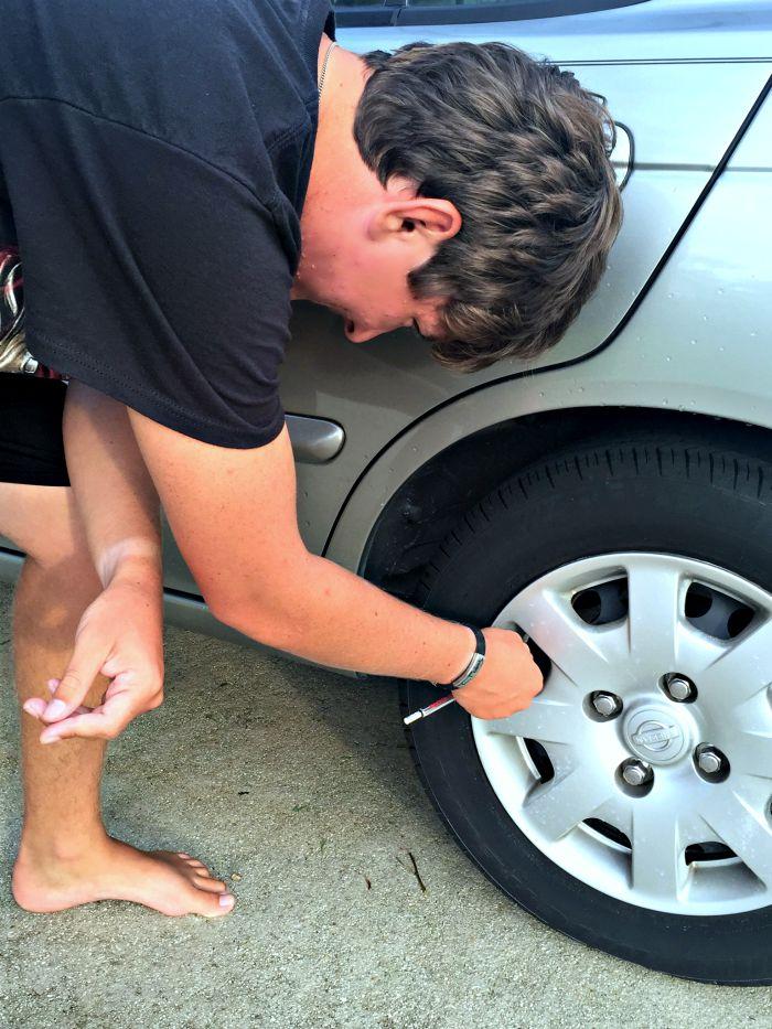 tire-gauge