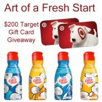 Coffee-Mate Art of a Fresh Start Artistic Bottles