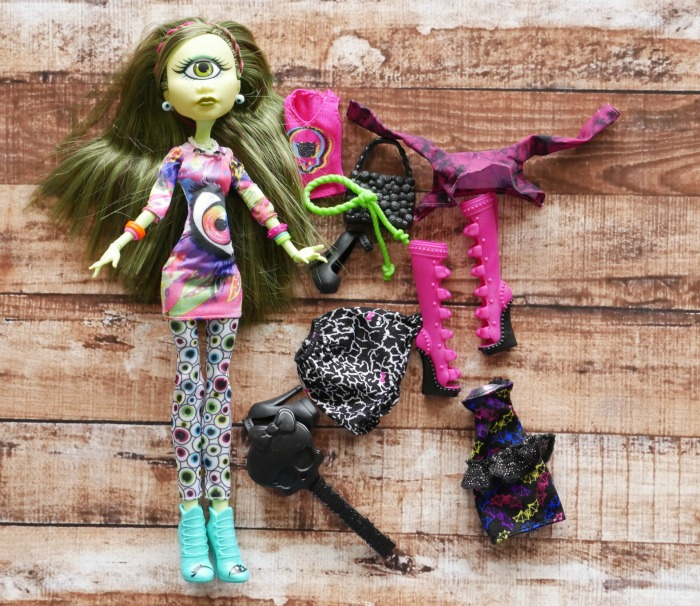 Monster High Iris Clops