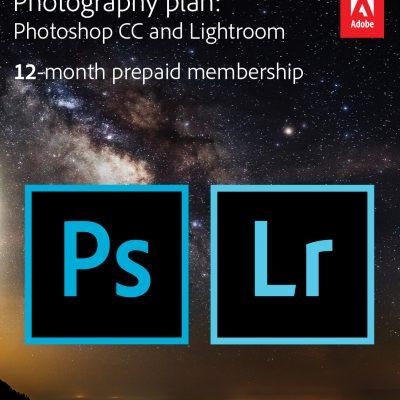 Photographer's Best Friend Photoshop CC and Lightroom