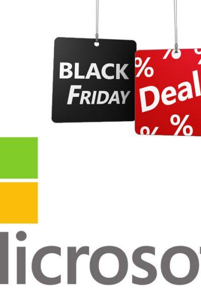 Microsoft Black Deals