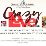 Bradley's Jeweler Diamond Earrings Giveaway