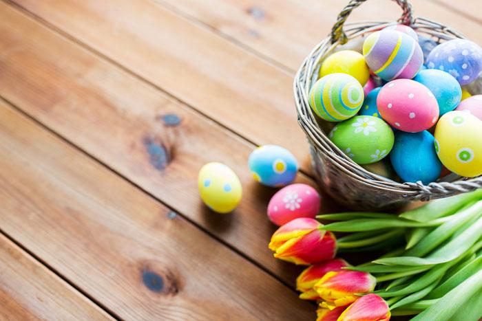 Easter Basket Calorie Calculator