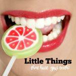 Ice, Soda, Lemons: Little Things That Hurt Your Teeth Big Time