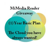 MiMedia The Cloud You Have Always Wanted Reader Giveaway : (Ends 5/22)