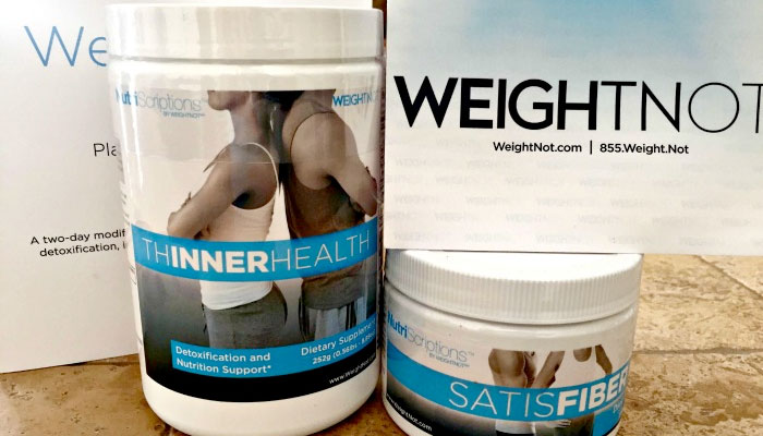 Two Day Detox with WeighFast from WeightNot