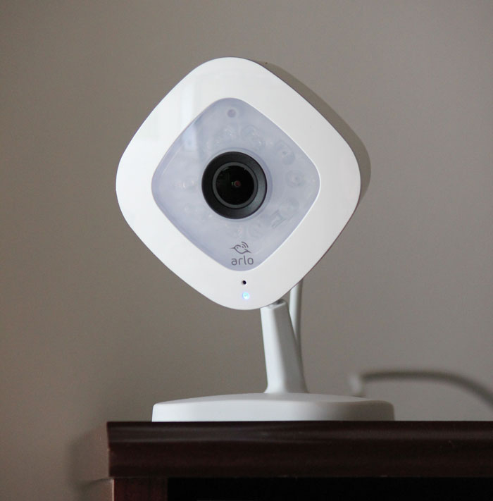 Arlo Q Camera