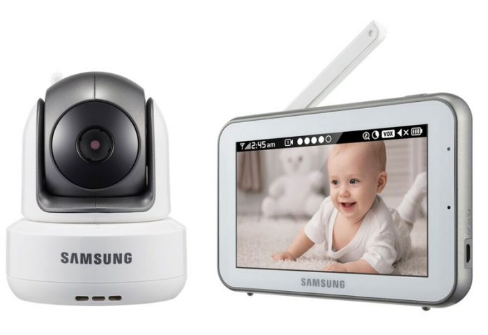 BrightVIEW Baby Video Monitoring System