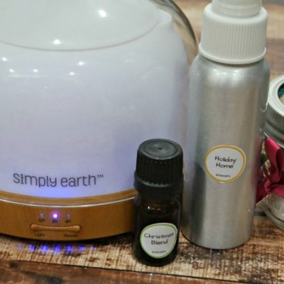 Essential Oil Monthly Recipe Box : Simply Earth