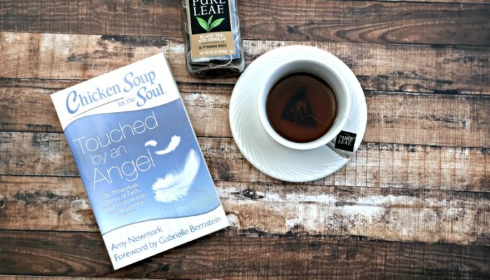 Grab a Good Book and Cup of Pure Leaf Tea