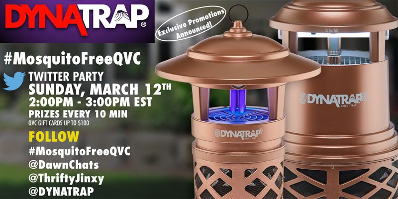 DynaTrap Twitter Party