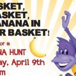 Monkey Joe's Hosts Banana Hunt