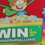 Win a Marshmallow Only Box of Lucky Charms Only at Walmart