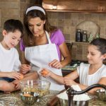Kids in the Kitchen: 9 Reasons You Should Cook with Your Kids
