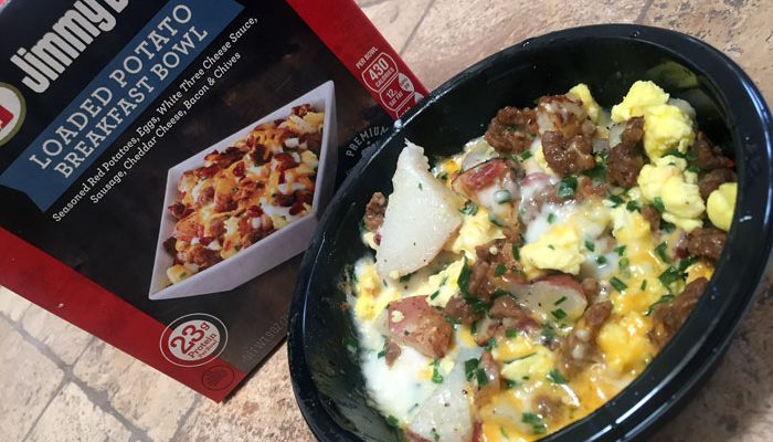 Quick and Easy Meals With Jimmy Dean Bowls