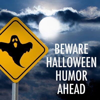 Halloween Humor To Split Your Pumpkin