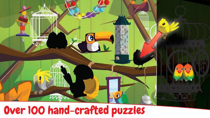 Puzzle App : Puzzingo Kids Puzzles
