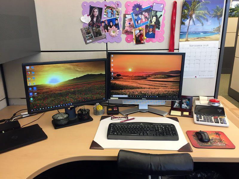 standing desk converter review flexispot