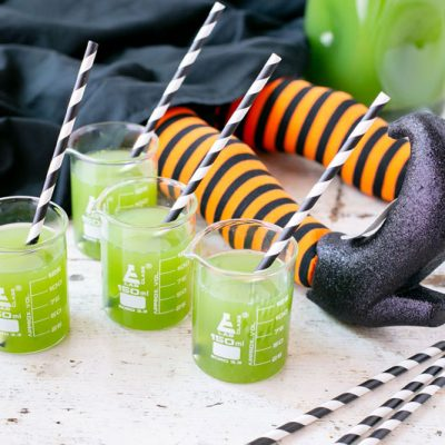 Halloween Drink Recipe : Witches Brew Punch