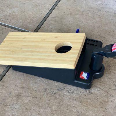 Mini Tabletop Cornhole by Double Chuck