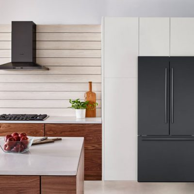 The Refridgerator Reinvented with Fresh by Design.TM